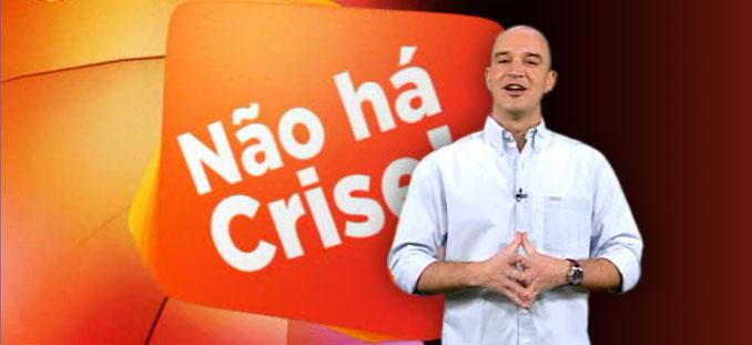 Naohacrise &Quot;Não Há Crise&Quot; Substitui &Quot;Tá A Gravar!&Quot;