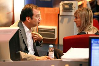 Jose Alberto Carvalho E Judite De Sousa 8767 Informação Da Tvi De &Quot;Cara Lavada&Quot;