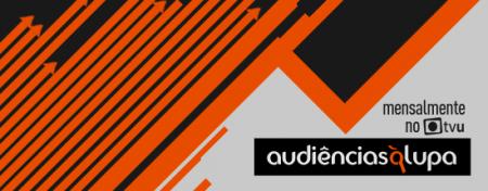 Logo Audiências À Lupa: Especial