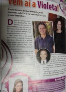 Dscf4004 A Revista &Quot;Mariana&Quot; Caiu Na Nossa Mentira De 1 De Abril