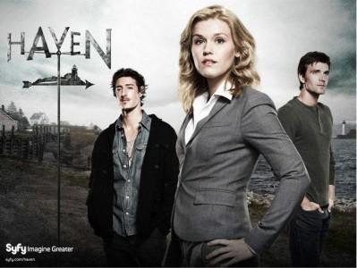 Imagens Seriado Haven &Quot;Haven&Quot; Renovada Para Uma Quarta Temporada
