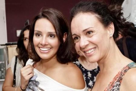 Marta E Carla Andrino Marta E Carla Andrino São A Mesma Pessoa Em &Quot;Redenção&Quot;