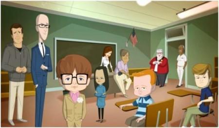 Allen Gregory Temporada 2011/12: As Novas Séries (Parte Iv)