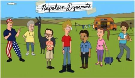 Napoleon Dynamite Temporada 2011/12: As Novas Séries (Parte Iv)