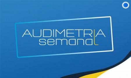 Audimetria Nova Audimetria Semanal - 56ª Edição