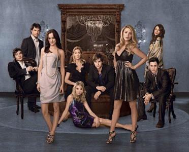 Gossip Girl Season 4 &Quot;Gossip Girl&Quot; E Outras Estreias No Set