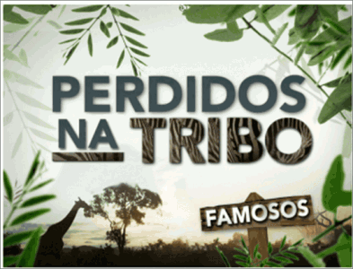 Perdidos Na Tribo Protagonista Do Ano (Abril)