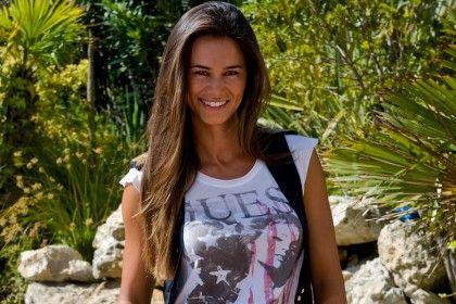 claudia Rosa Fogo com Cláudia Vieira ao natural