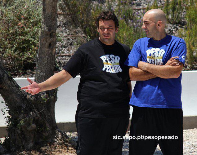 Filipe E Ricardo Peso Pesado Polémica Entre Filipe E Ricardo De &Quot;Peso Pesado&Quot;