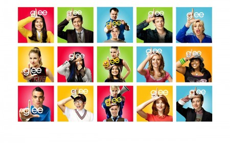 Glee Wallpaper glee 8088197 1280 800 TVI prepara «Glee» à portuguesa
