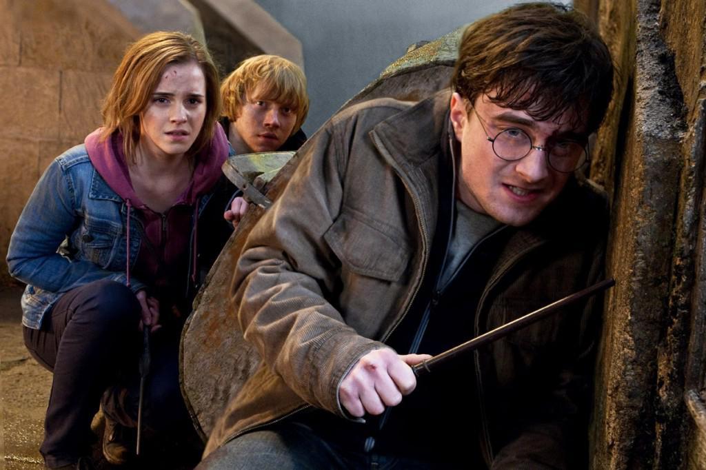 Harry Ron Hermione Canais Fox Têm O Melhor Natal De Sempre