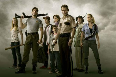 Walking Dead cast2 Terceira temporada de «The Walking Dead» estreia em Portugal