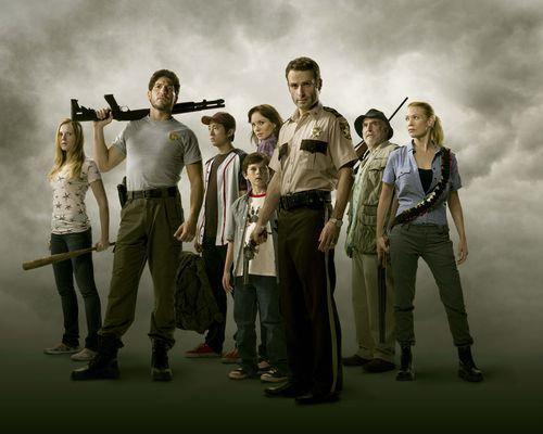 Walking Dead Cast2 2ª Temporada De &Quot;The Walking Dead&Quot; Estreia Em Portugal No Dia...