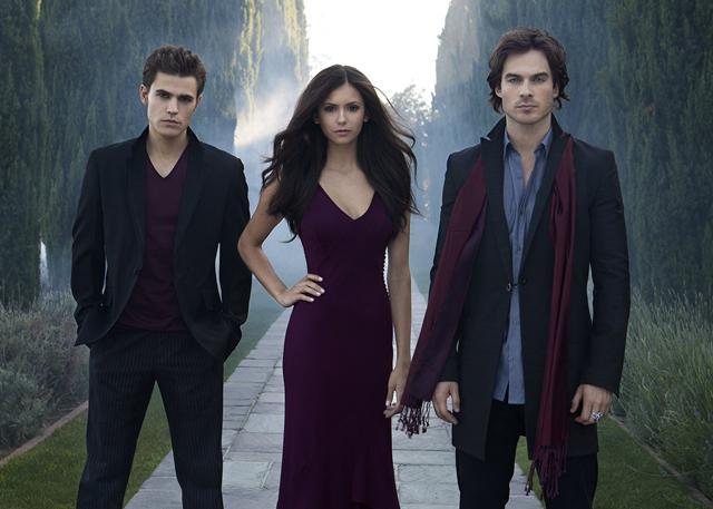 diario dos vampiros