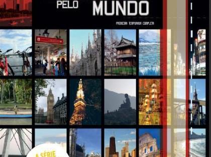 Portugueses Pelo Mundo Dvd 2ª Temporada De «Portugueses Pelo Mundo» Em Dvd