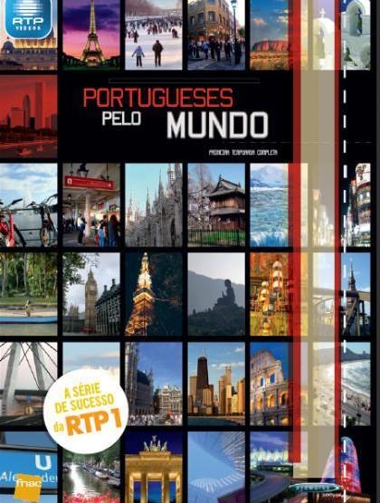 Portugueses Pelo Mundo DVD