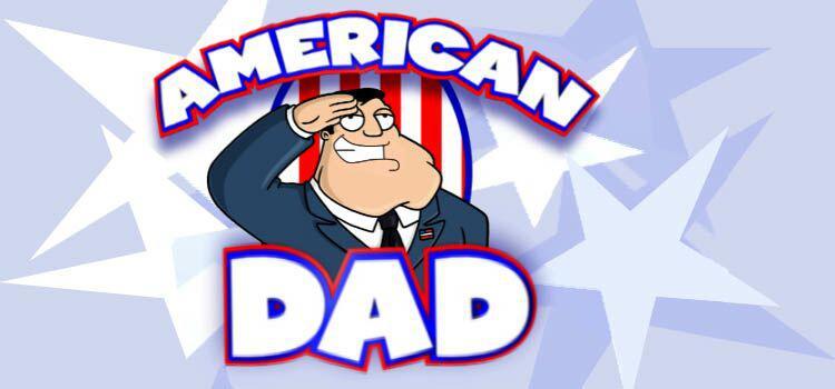 american dad  banner