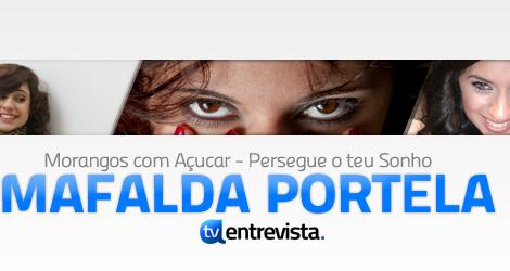 A Entrevista Mafalda Portela A Entrevista - Mafalda Portela