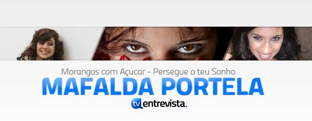 A Entrevista - Mafalda Portela