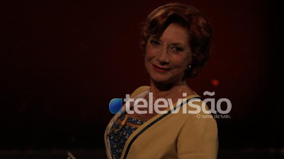 Alzira Maria Emilia Moura &Quot;Rosa Fogo&Quot;: O Elenco (Com Fotografias)