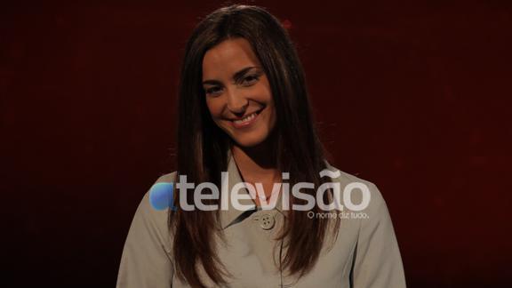 Anita Andreia Dinis &Quot;Rosa Fogo&Quot;: O Elenco (Com Fotografias)