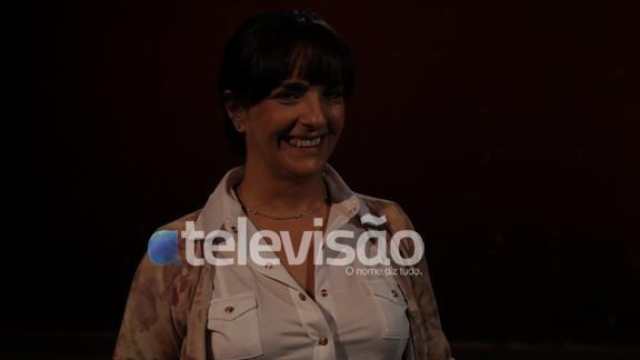 Carlota Angela Pinto &Quot;Rosa Fogo&Quot;: O Elenco (Com Fotografias)