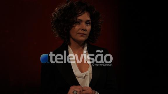 Eduarda Helena Laureano &Quot;Rosa Fogo&Quot;: O Elenco (Com Fotografias)
