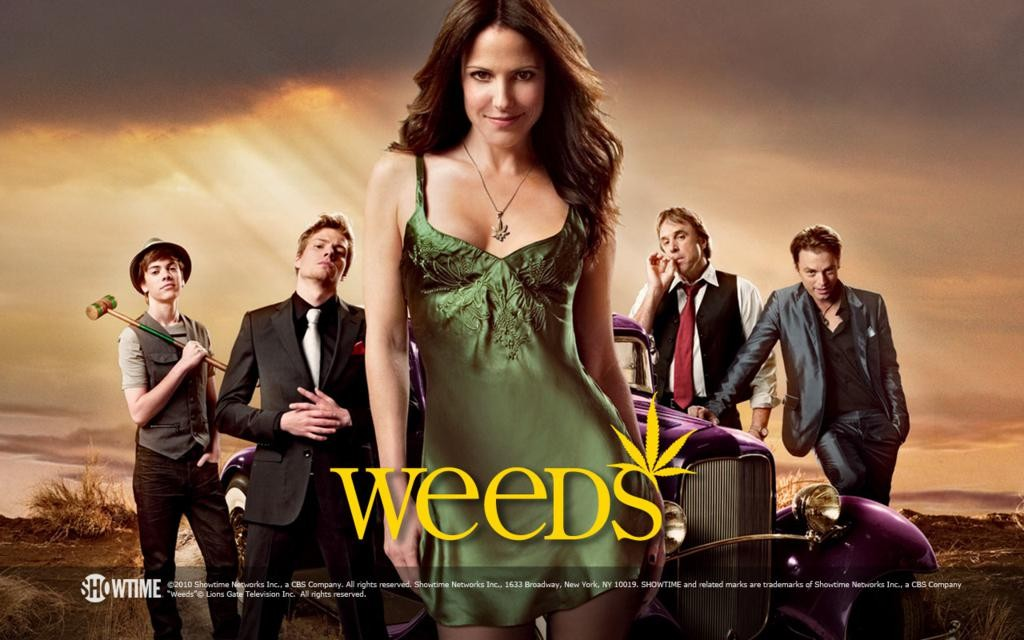 Weeds Season 6 &Quot;Weeds&Quot; Regressa Hoje À Rtp2