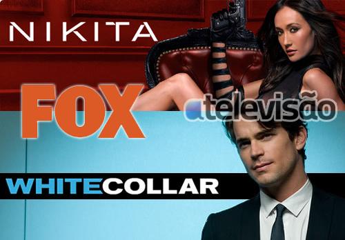 Nikita + White Collar &Quot;Nikita&Quot; Estreia E &Quot;White Collar&Quot; Regressa Hoje