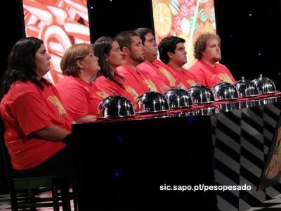 Equipa Vermelha Peso Pesado