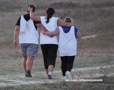 Peso Pesado 2 Marco, Marta e Vera