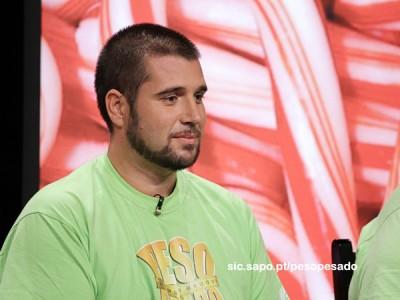 Alexandre Peso Pesado 2 Alexandre: &Quot;Estou Muito Feliz! Não Estava Nada À Espera&Quot;