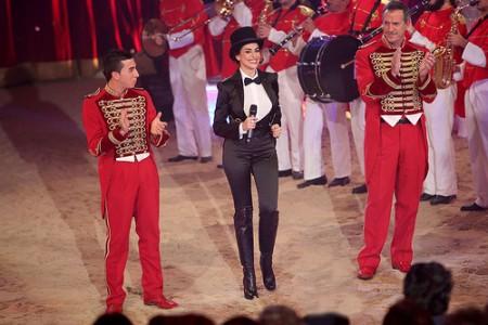 Catarina Furtado Circo RTP