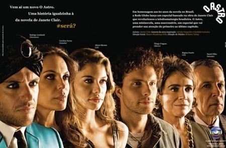 O Astro Tv Globo «O Astro» Vence Emmy Internacional De Melhor Telenovela