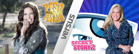 Peso Pesado vs Secret Story