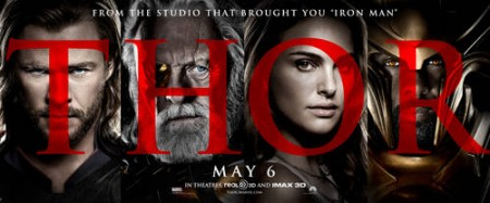 Thor Cast Poster &Quot;Thor&Quot;