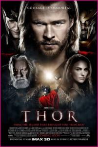 Thor Movie Poster1 &Quot;Thor&Quot;