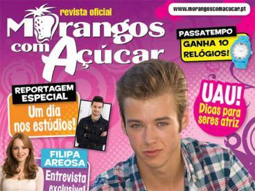 Revista oficial Morangos com Açúcar