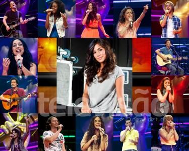 Equipa Mia Rose A Voz de Portugal