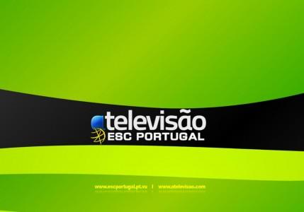 Logo Atv Esc Portugal A Televisão E Esc Portugal Iniciam Parceria