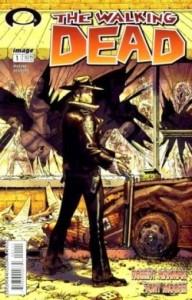 Walkingdead1 &Quot;The Walking Dead&Quot; No Topo Da Lista De Best-Sellers
