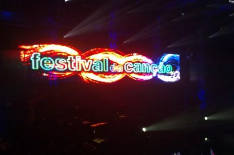 Festival da Canção 2012 LED