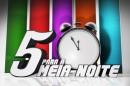 5 Para A Meia Noite Novo Atriz De «Dancin' Days» No «5 Para A Meia-Noite»