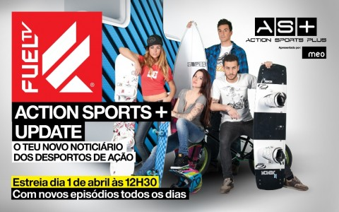 Action Sports Plus Update