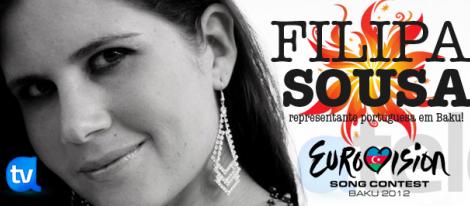 Filipa Sousa Vencedora Fc 2 Filipa Sousa Vence «Festival Da Canção 2012»