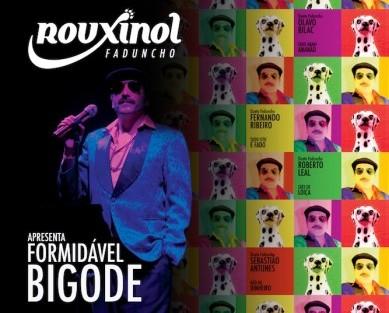 Rouxinol Faduncho Formidavel Bigode Capa CD SIC prepara nova sitcom. 'Rouxinol Faduncho' pode regressar à antena