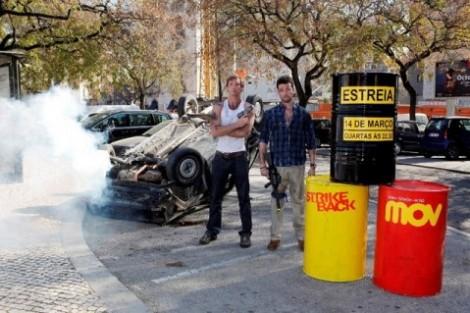 Strike Back2082670982906501129 Canal Mov Promove Série «Strike Back» Em Lisboa