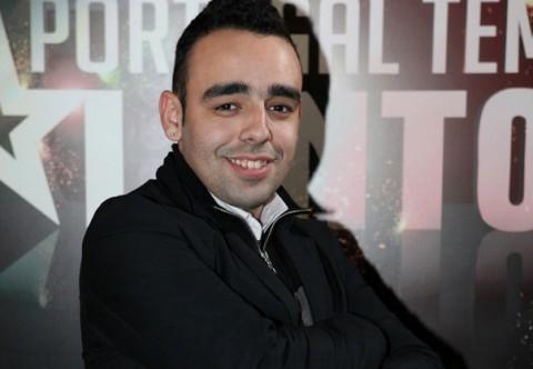Tiago Ribeiro Portugal Tem Talento Finalista De &Quot;Portugal Tem Talento&Quot; Nos Castings De &Quot;Ídolos&Quot;