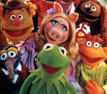 Filme Os Marretas Atores Da Abc Promovem «The Muppets» [Com Vídeos]