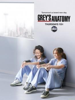 Greys Anatomy Anatomia Lui Grey Sezonul 8 Season 8 Poster Atores De «Grey'S Anatomy» Renovam Contrato